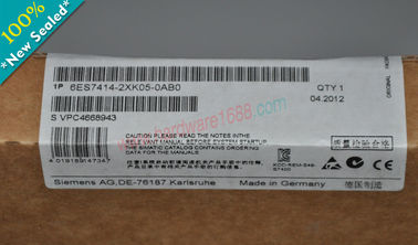 China SIEMENS SIMATIC S7-400 6ES7400-1JA01-0AA0 / 6ES74001JA010AA0 supplier