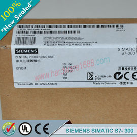 China SIEMENS SIMATIC S7-300 6ES7314-6CH04-4AB1 / 6ES73146CH044AB1 supplier