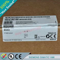 China SIEMENS SIMATIC HMI 6AV2124-6QJ00-0AX1 / 6AV21246QJ000AX1 supplier