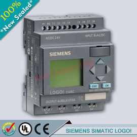 China SIEMENS SIMATIC LOGO! 6ED1055-1MA00-0BA0/6ED10551MA000BA0 supplier