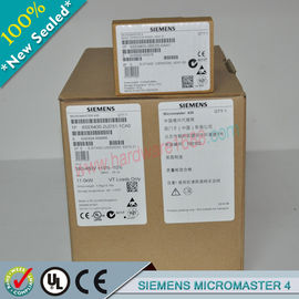 China SIEMENS Micromaster 4 6SE6430-2AD33-7EA0 / 6SE64302AD337EA0 supplier