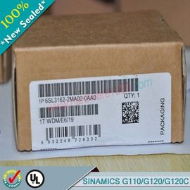 China SIEMENS SINAMICSG110/G120/G120C 6SL3202-0AE26-2SA0 / 6SL32020AE262SA0 supplier