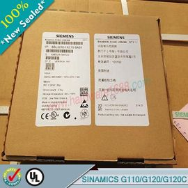 China SIEMENS SINAMICSG110/G120/G120C 6SE6400-4BD22-2EA1 / 6SE64004BD222EA1 supplier