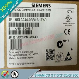 China SIEMENS SINAMICSG110/G120/G120C 6SL3202-0AE20-6SA0 / 6SL32020AE206SA0 supplier