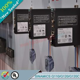 China SIEMENS SINAMICS G110/G120/G120C 6SL3210-1PE11-8UL0 / 6SL32101PE118UL0 supplier