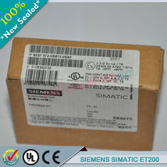 China SIEMENS ET200 6ES7194-4GB20-0AA0 / 6ES71944GB200AA0 supplier