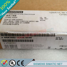 China SIEMENS SIMATIC NET 6GK 6GK7543-1AX00-0XE0 / 6GK75431AX000XE0 supplier
