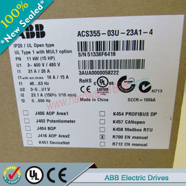 China ABB ACS355 Series Drives ACS355-01E-09A8-2 / ACS35501E-09A82 supplier