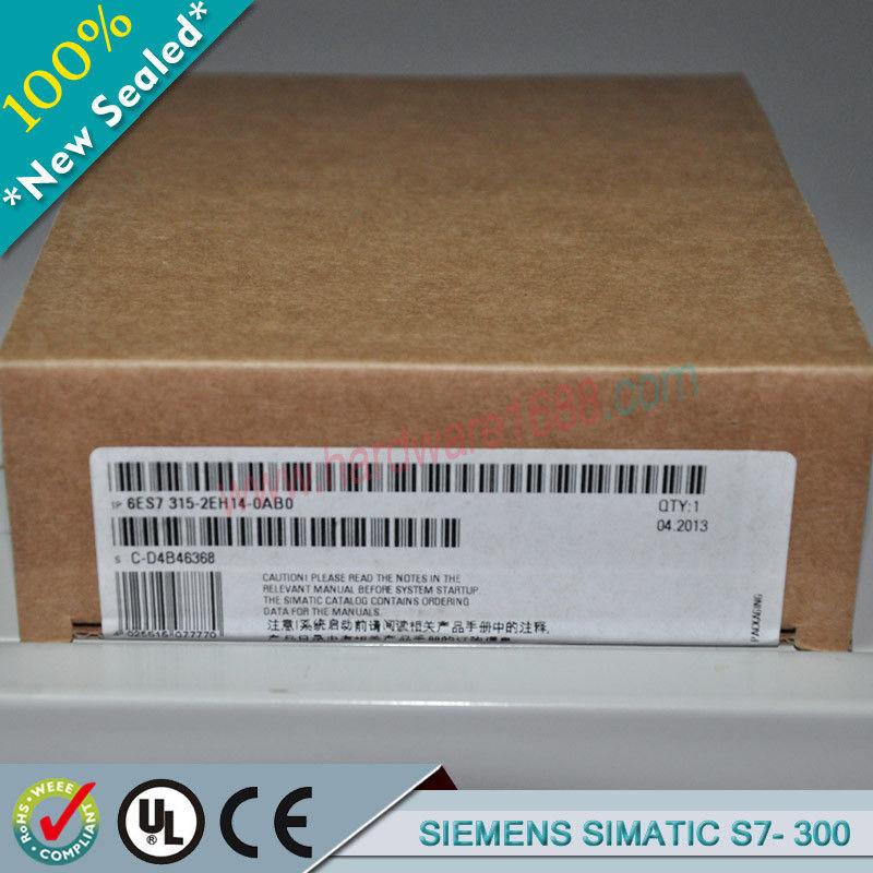 SIEMENS SIMATIC S7 300 6ES7315 2EH14 0AB0 6ES73152EH140AB0