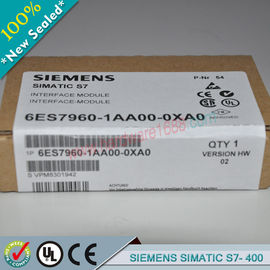 Good Quality Hardware Brand Zone & SIEMENS SIMATIC S7-400 6ES7960-1AA06-0XA0 / 6ES79601AA060XA0 on sale