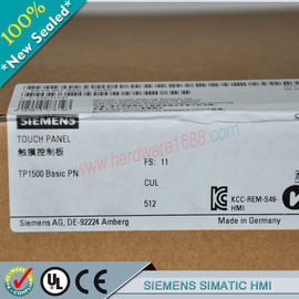 China SIEMENS SIMATIC HMI 6AV6647-0AE11-3AX0 / 6AV66470AE113AX0 factory