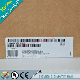China SIEMENS SIMATIC HMI 6AV6647-0AG11-3AX0 / 6AV66470AG113AX0 factory