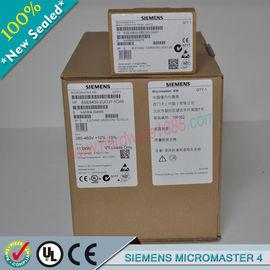 China SIEMENS Micromaster 4 6SE6400-1CB00-0AA0 / 6SE64001CB000AA0 distributor