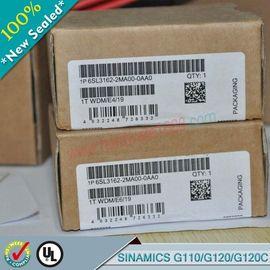 China SIEMENS SINAMICSG110/G120/G120C 6SE6400-3CC11-2FD0 / 6SE64003CC112FD0 distributor
