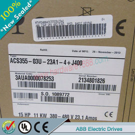 China ABB ACS355 Series Drives ACS355-03E-02A4-4+B063 / ACS35503E02A44+B063 distributor